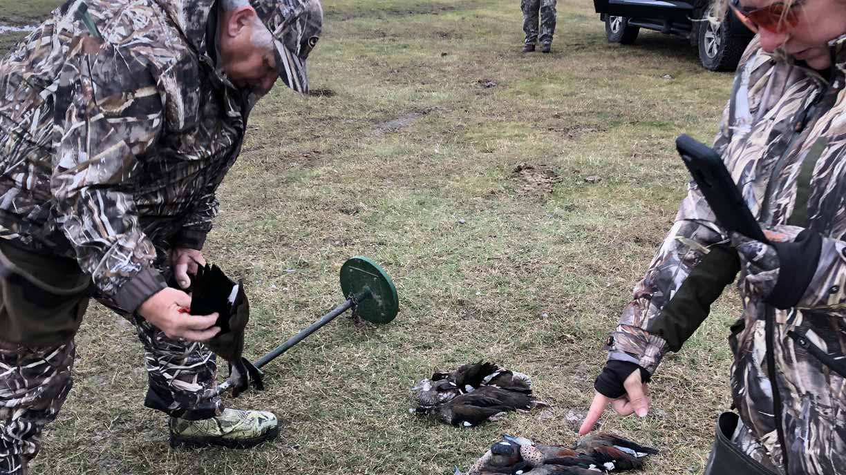Duck Shooting - Rio Bravo Lodge Argentina
