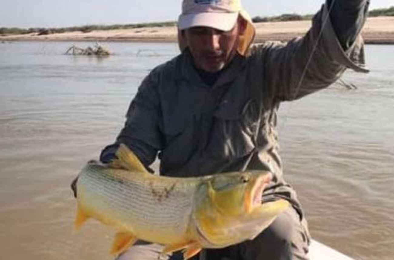 Parana Fishing - Fishing Hogs