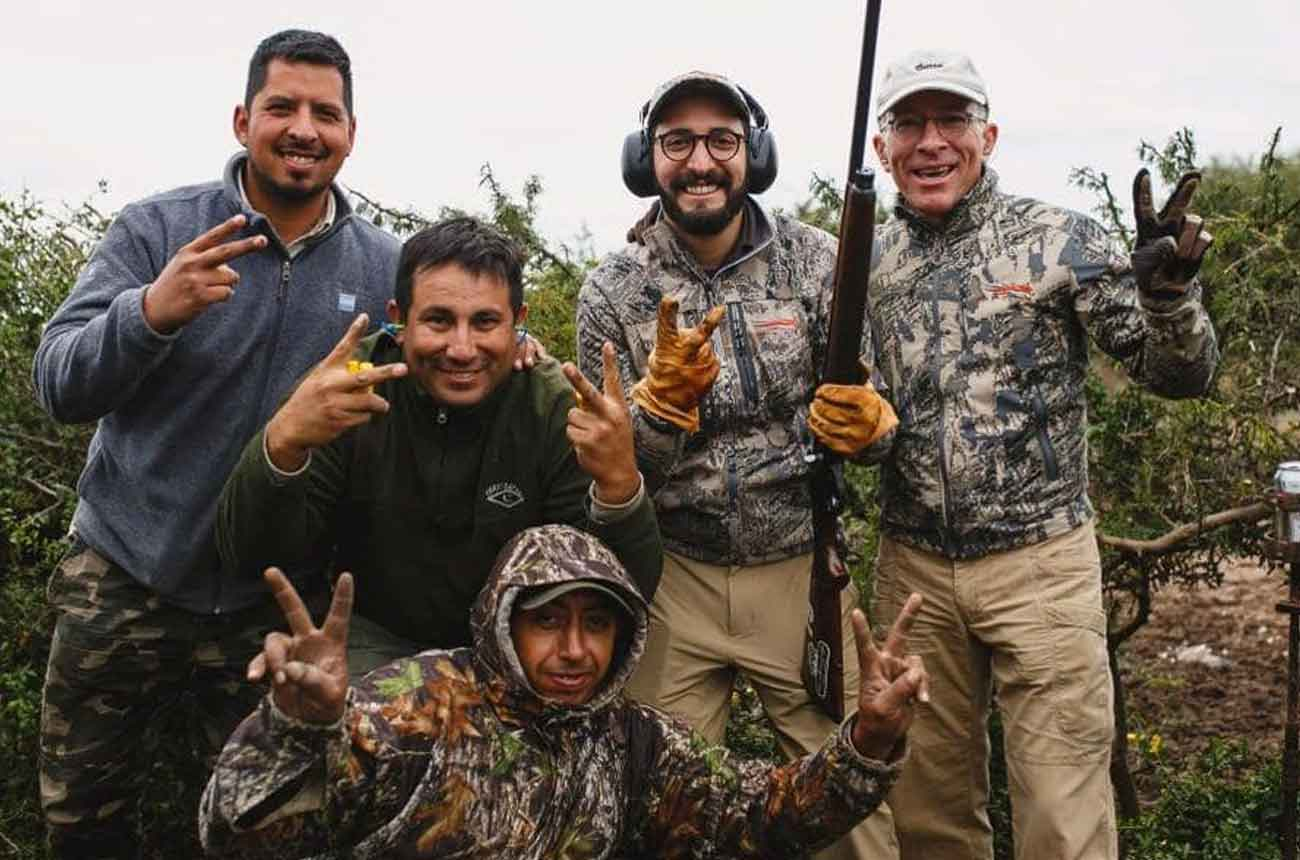 Where is the best dove hunting in the world?