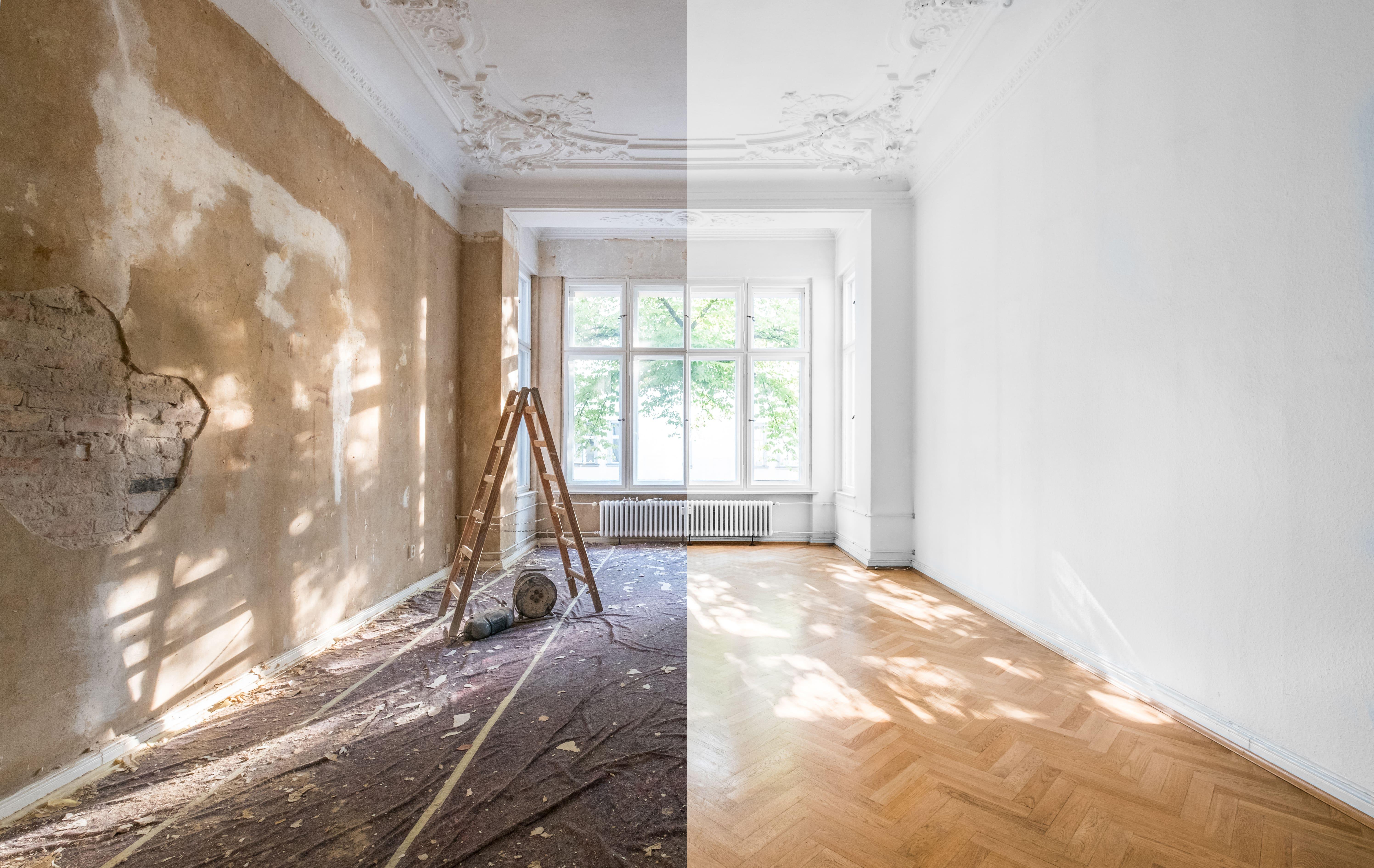 Restoration Reconstruction