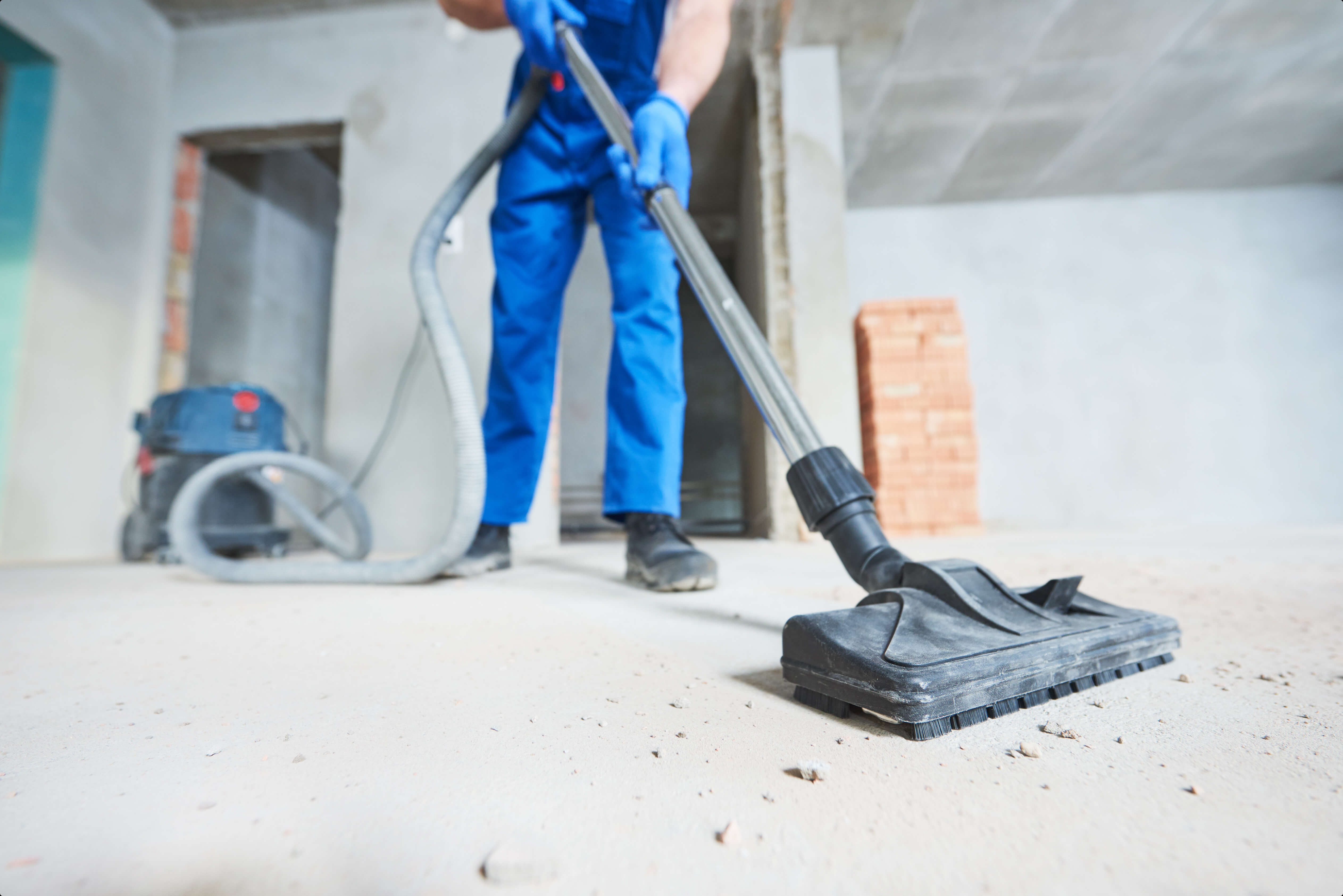 Post Construction Cleaning Near Me
