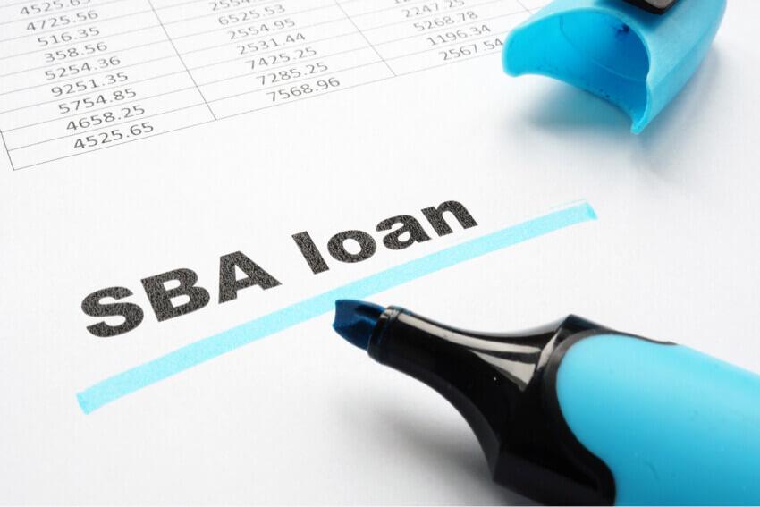 SBA loan preparation