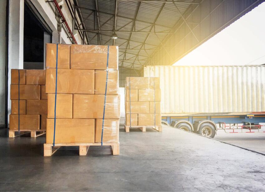 Boxes wholesale distribution