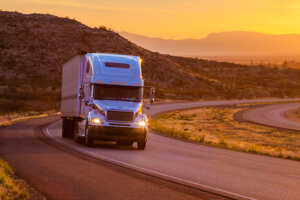 Truck transportation and freight business