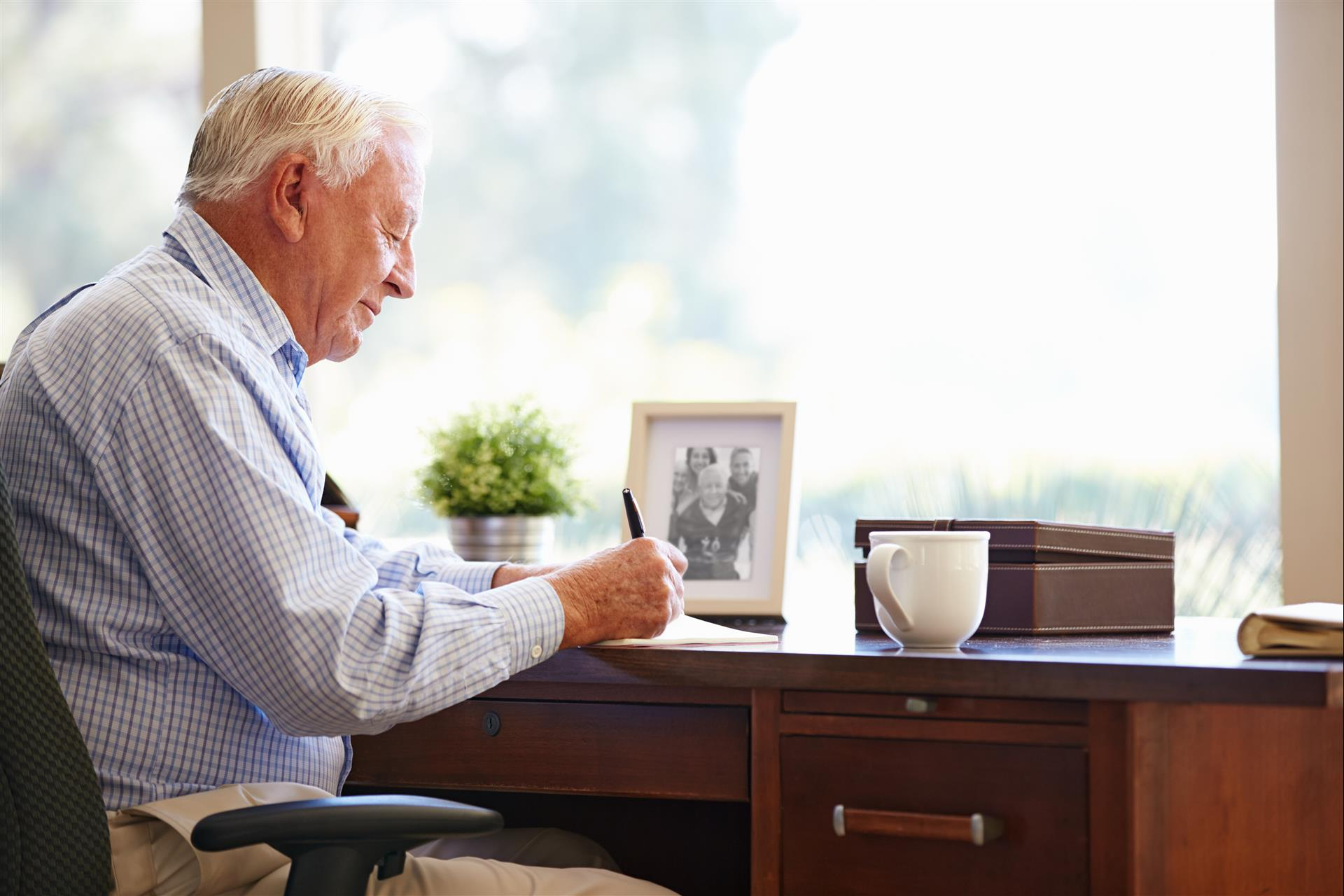 3 New Year Resolution Ideas for Seniors