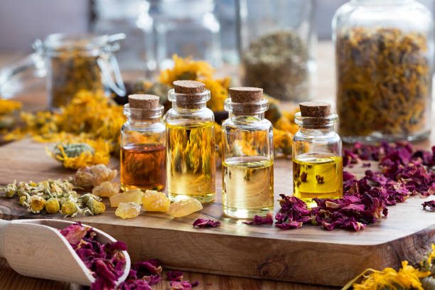Improve Your Mood with Aromatherapy