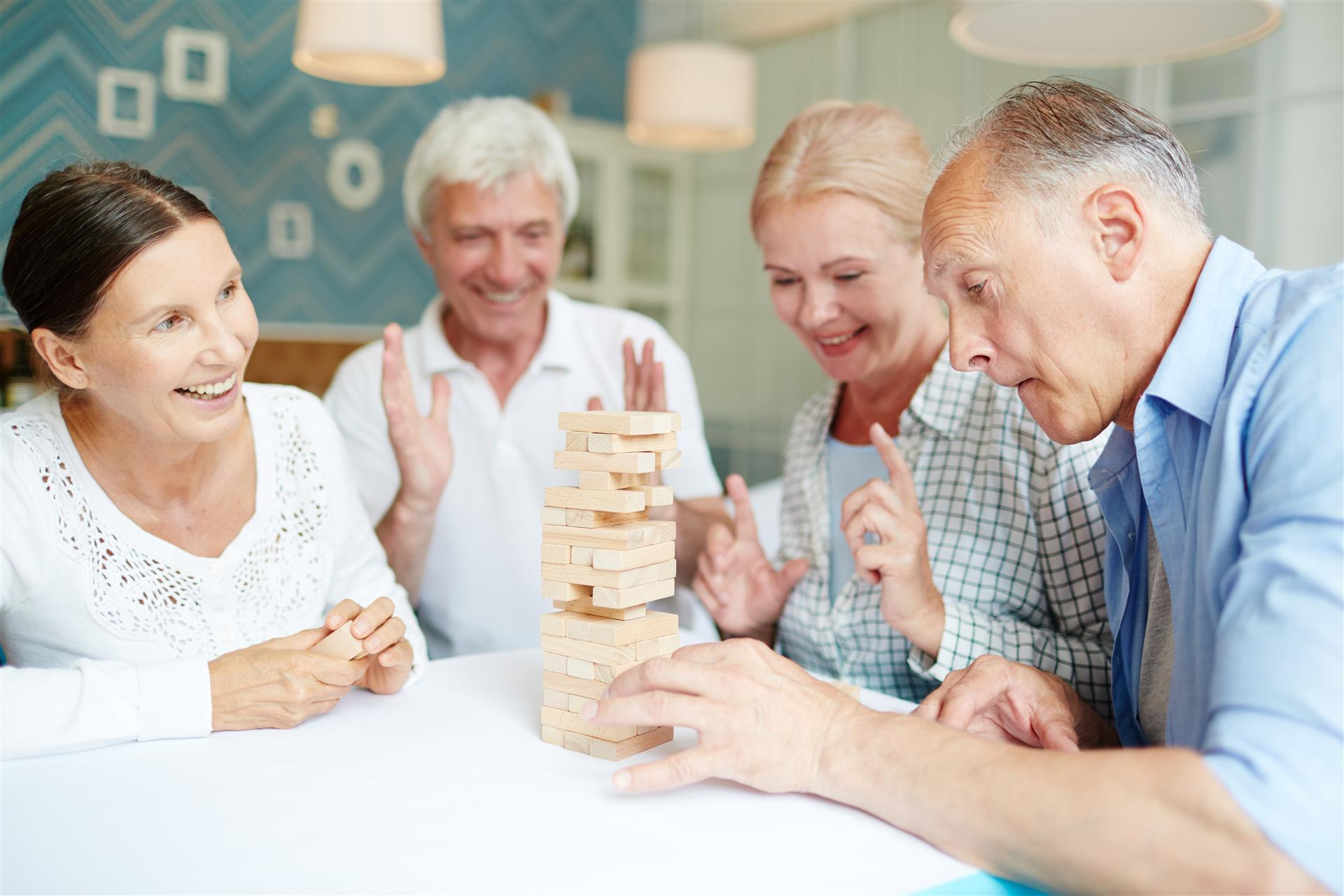 What's On the Assisted Living Activity Calendar for You?