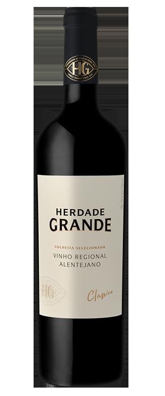 Herdade Grande Portuguese red wine