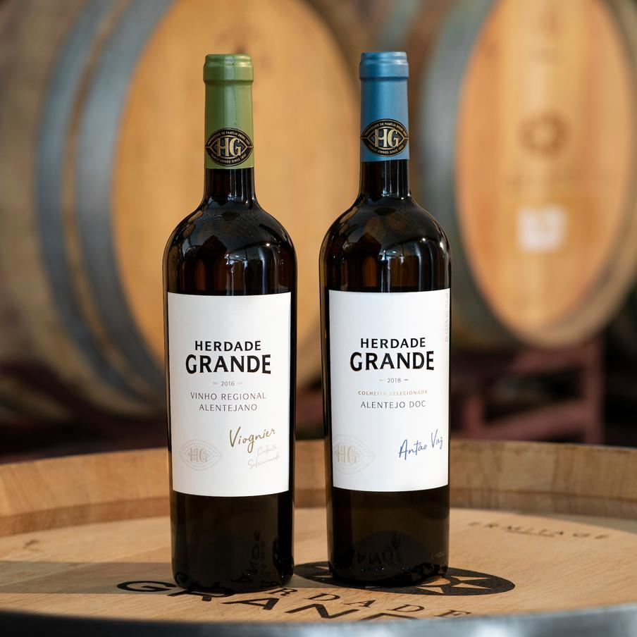 Herdade Grande Portuguese wine online store