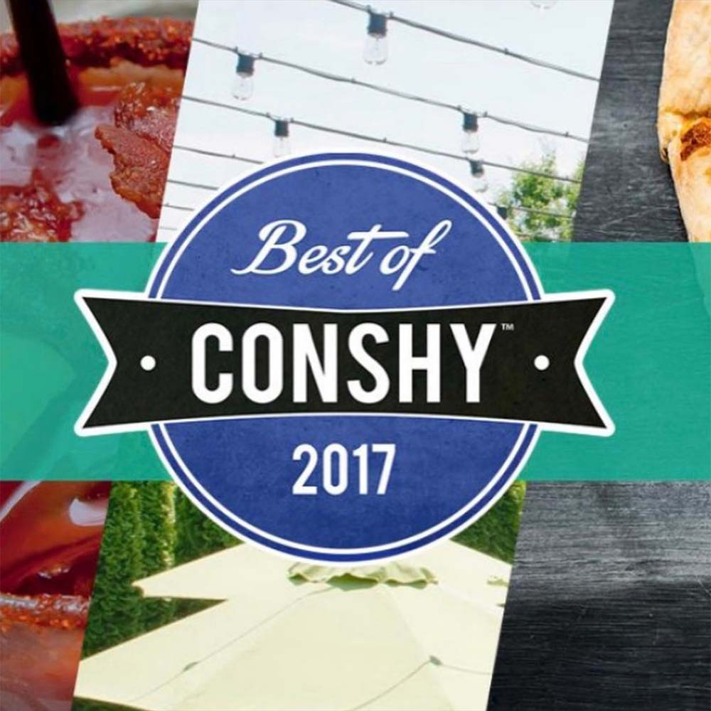 Dr. Detail won the Best of Conshy award in 2017