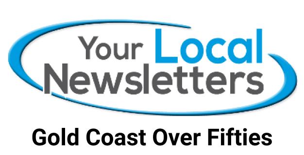 Gold Coast Over Fifties Logo