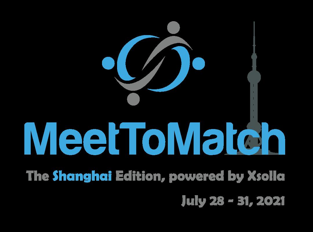 MeetToMatch – the Shanghai Edition 2021