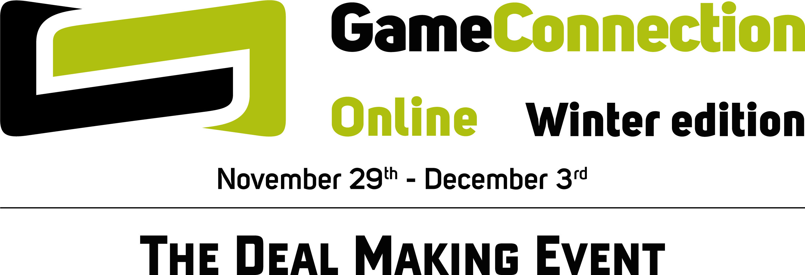 Game Connection Online Winter 2021