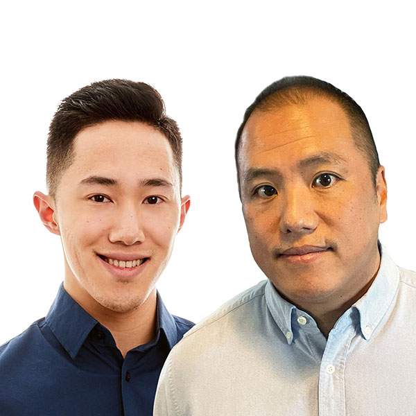 Ed Lin, Vice President of Marketing & Lawrence Mien, Director of Partner Experience, Xsolla