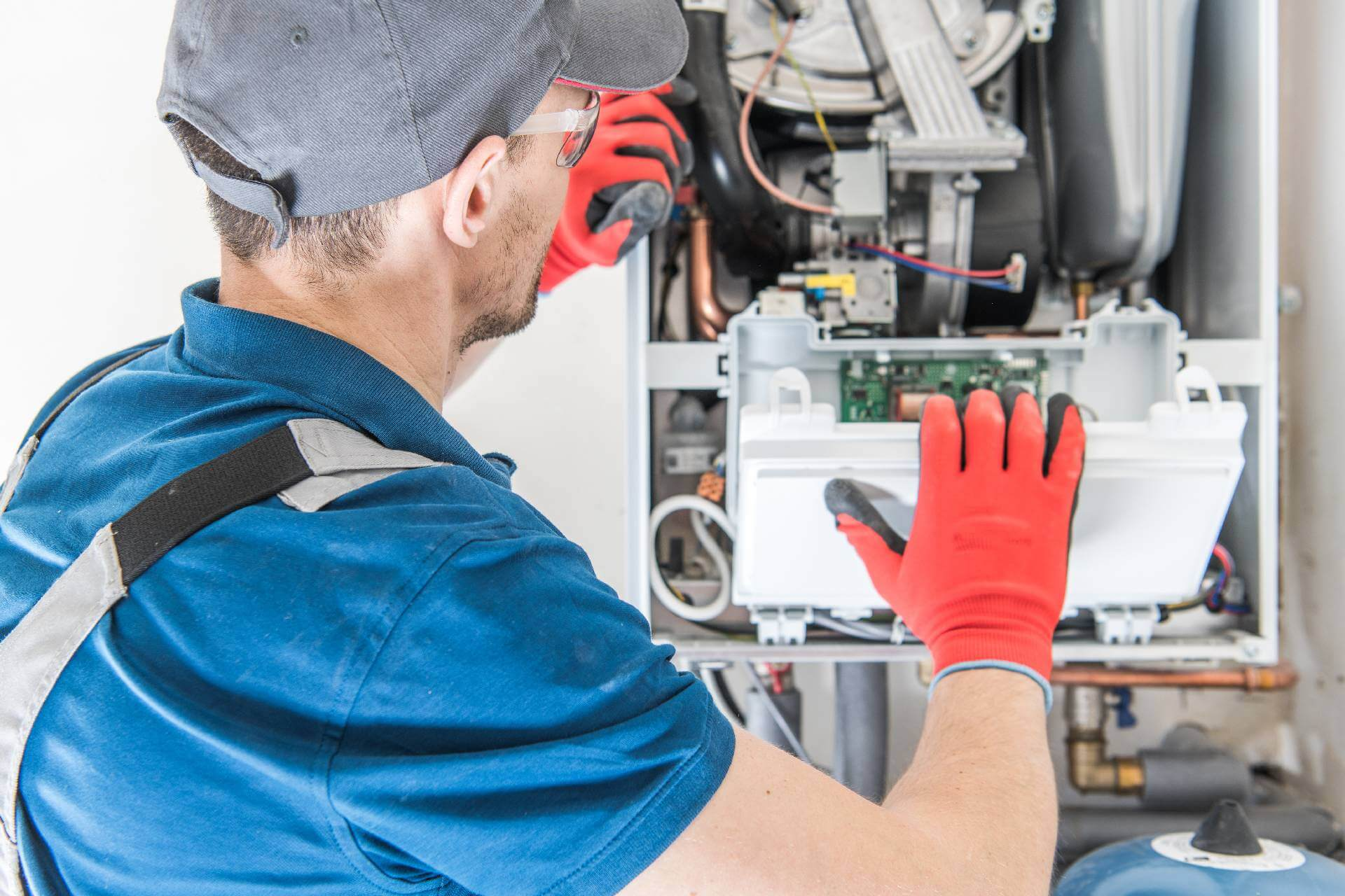 Gas & Oil Boiler Replacement