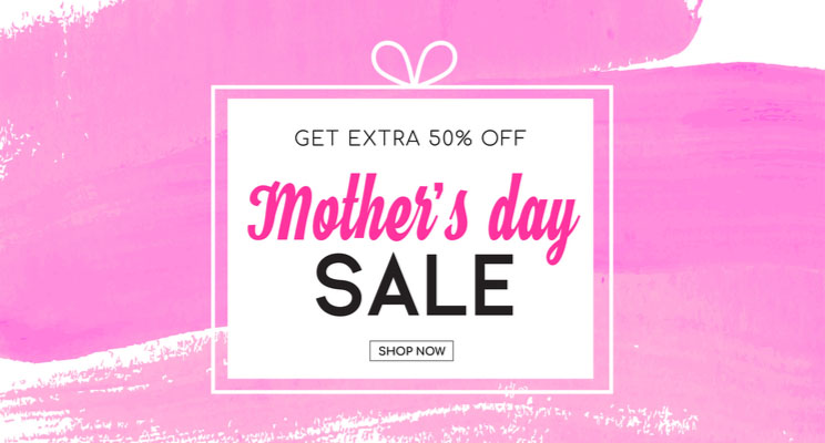 mother's day sales