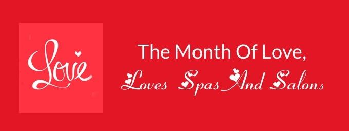 Valentine's Month of Love