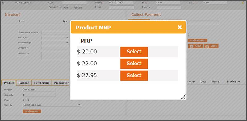 Multiple MRP