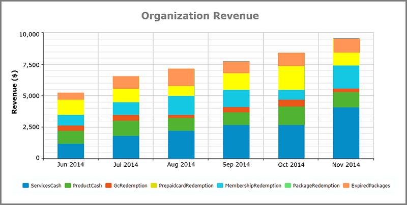 Organization Revenue