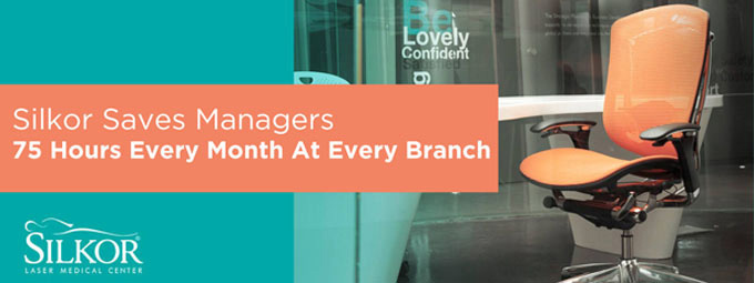Silkor Saves Managers 75 Hours Every Month At Every Branch