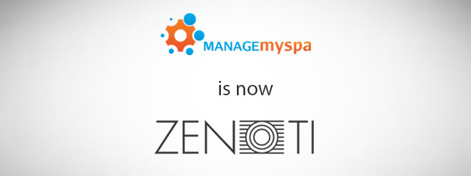 ManageMySpa Expands Its Service Offering And Rebrands Name To Zenoti