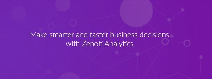 Zenoti Analytics