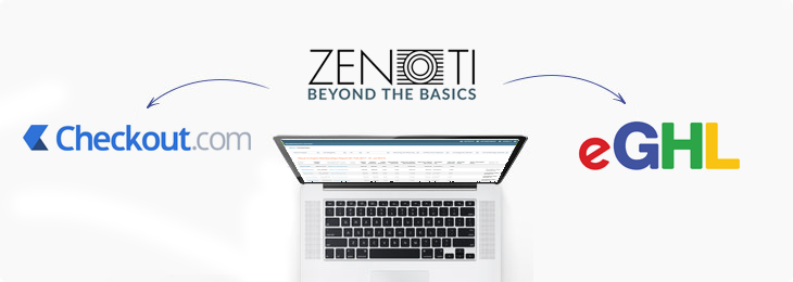 Zenoti now supports integration with Checkout.com in UAE and eGHL in South East Asia