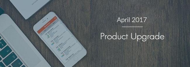 New Enhancements This April