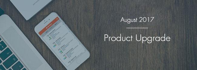 New Enhancements- August 2017