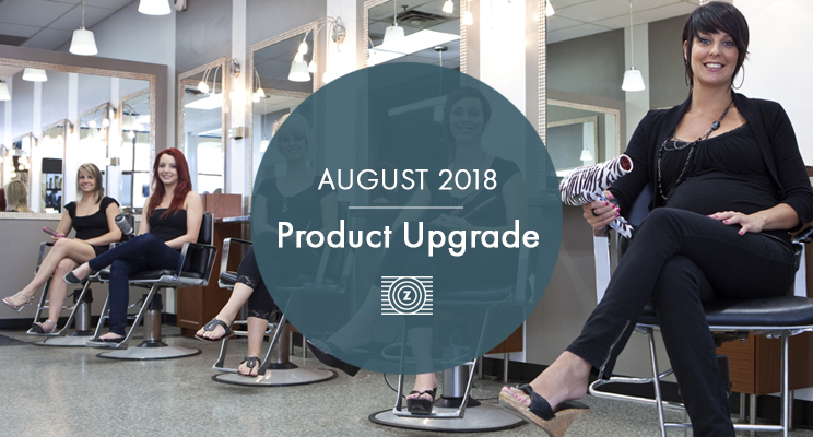 August product update: what's new in your zenoti software