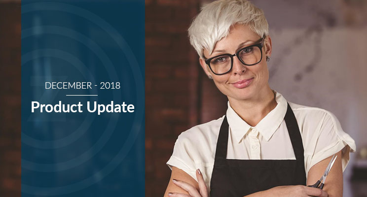 December product update: what's new in your zenoti software