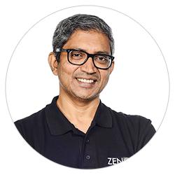 Sudheer Koneru, CEO, Zenoti