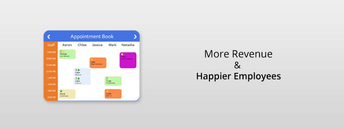 More Revenue and Happier Employees