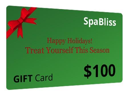 SpaBliss Gift Card