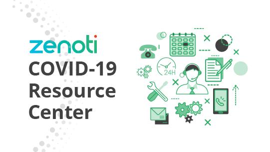 Zenoti COVID-19 Resource Center