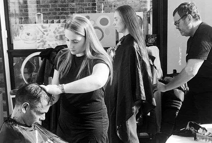 Proud to partner with Haircuts 4 Homeless - Hair Salon Management Software