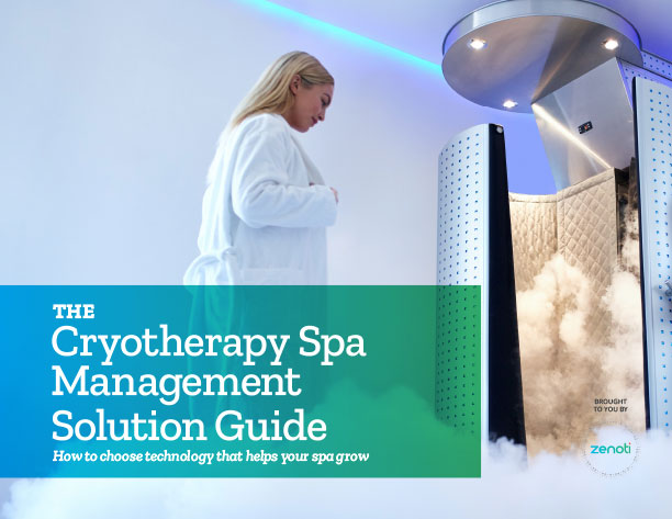 How to choose the right technology that helps your cryotherapy spa grow