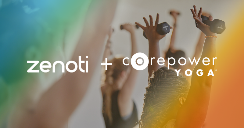 CorePower Yoga Partners with Zenoti To Deliver Premium Technology Solutions For Students