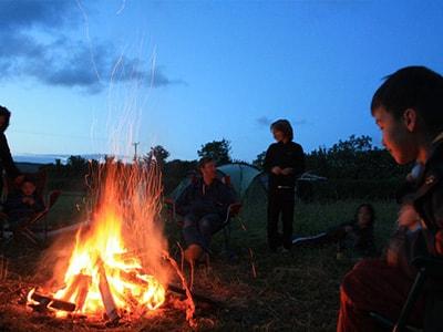 Wookey Farm Camping