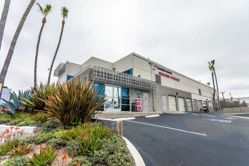 Garden Grove Secured Storage