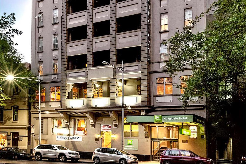 Ibis Styles Kingsgate Hotel Melbourne