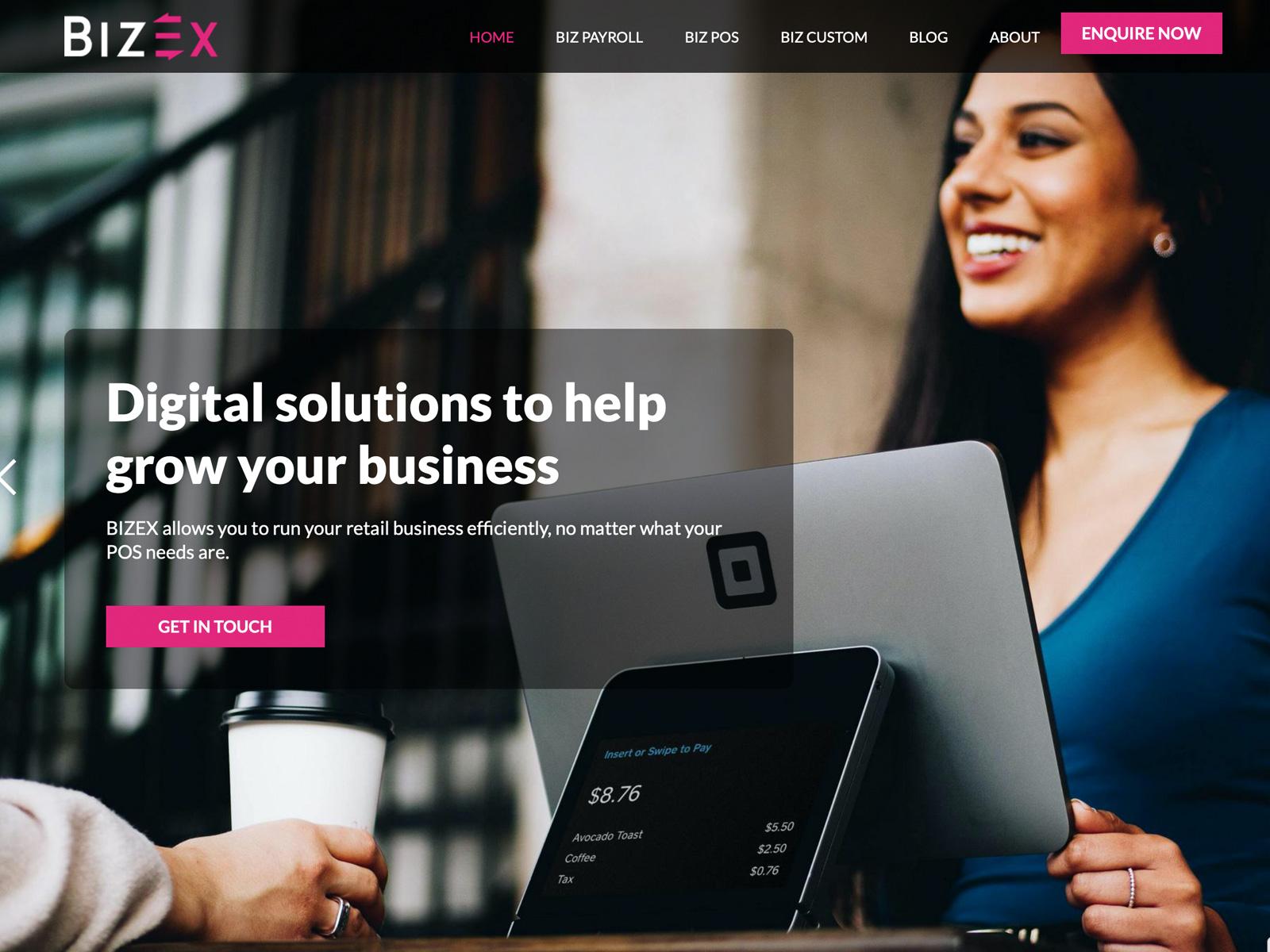 Retail NZ website