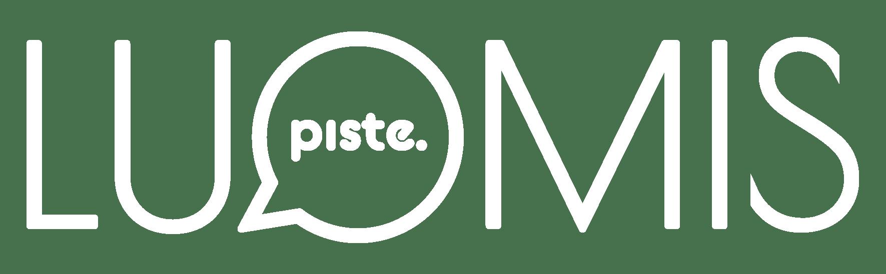 Luomispiste logo