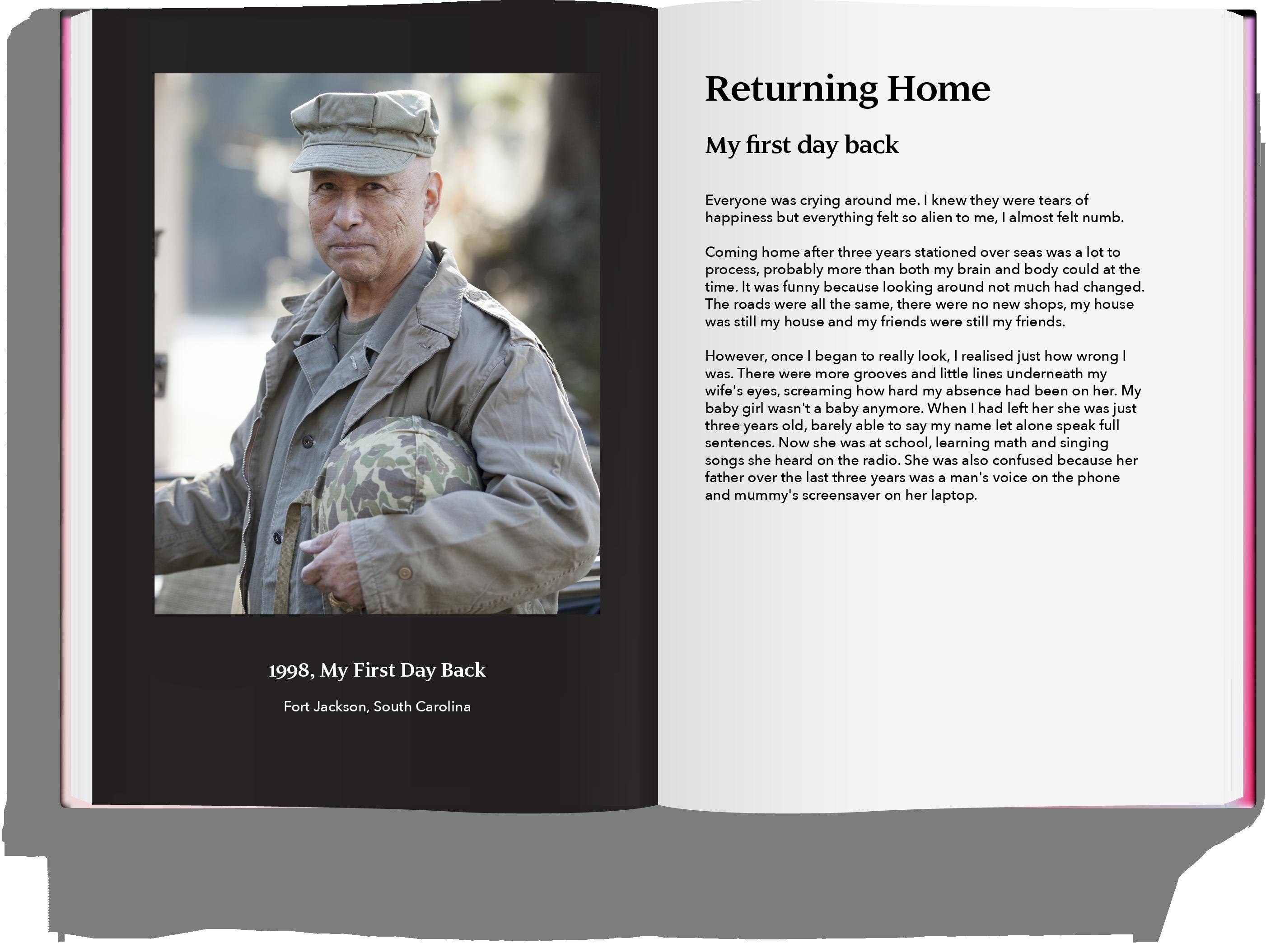 Soldier Book
