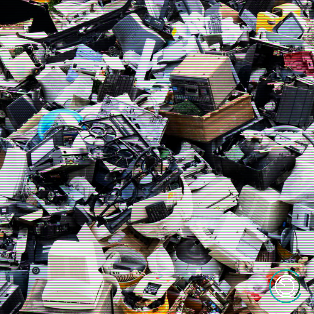Technology has a Serious Waste Problem