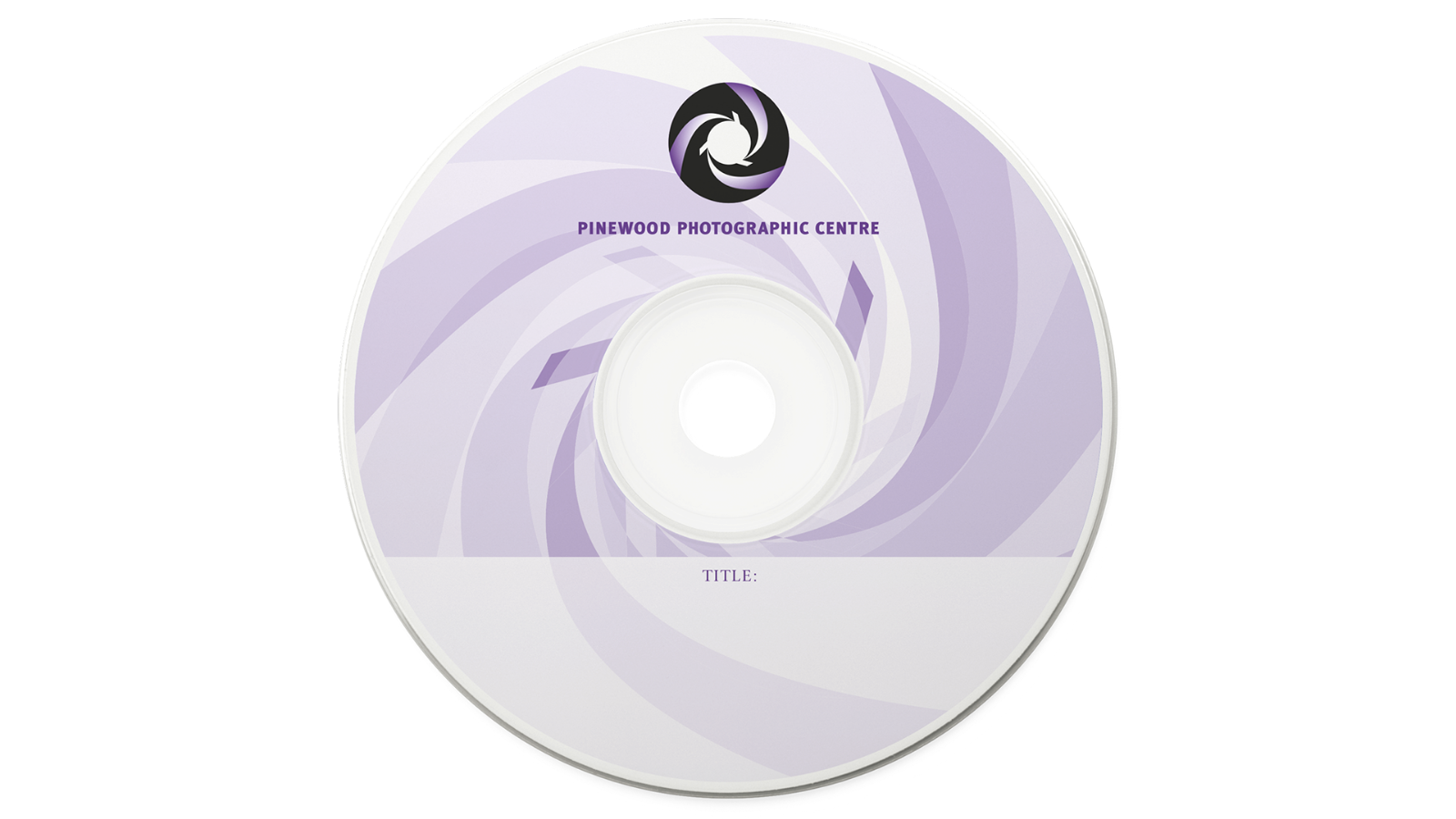 Pinewood Photographic Centre CD-ROM