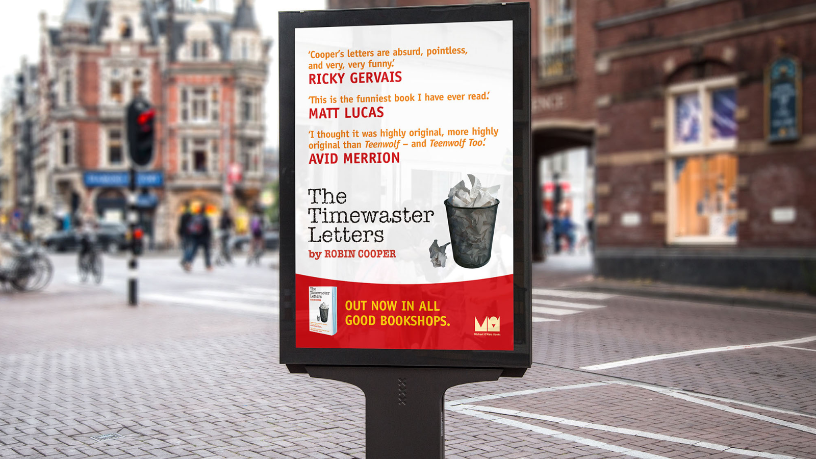 The Timewaster Letters poster