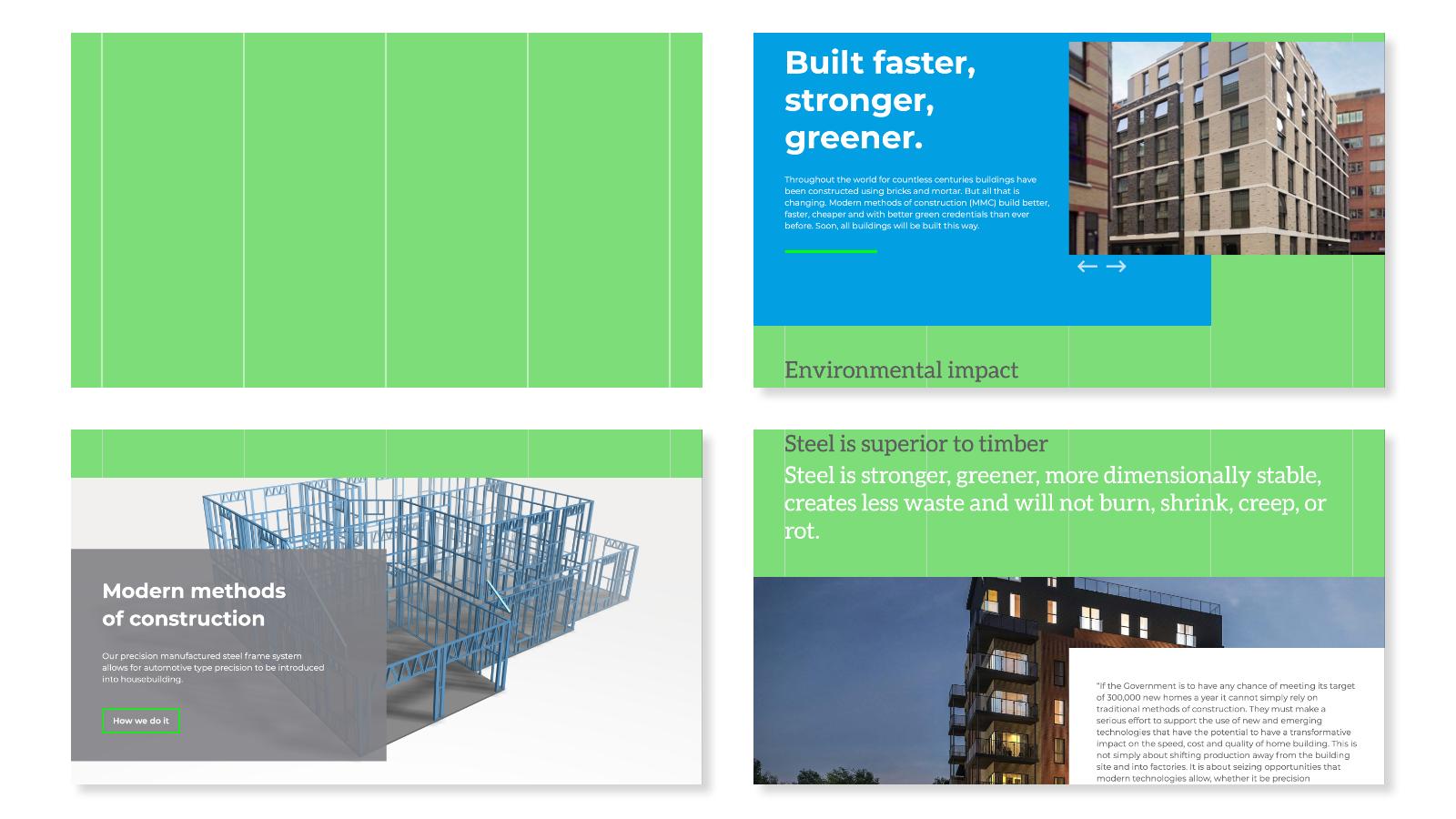 Future-Built desktop grid