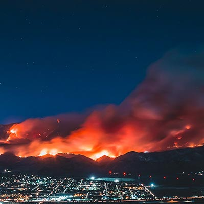 Hyperlocal PM measurement data is a critical component of wildfire preparedness and response.