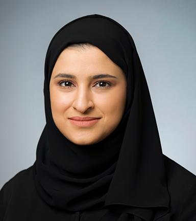 H.E. Sarah bint Yousef Al Amiri